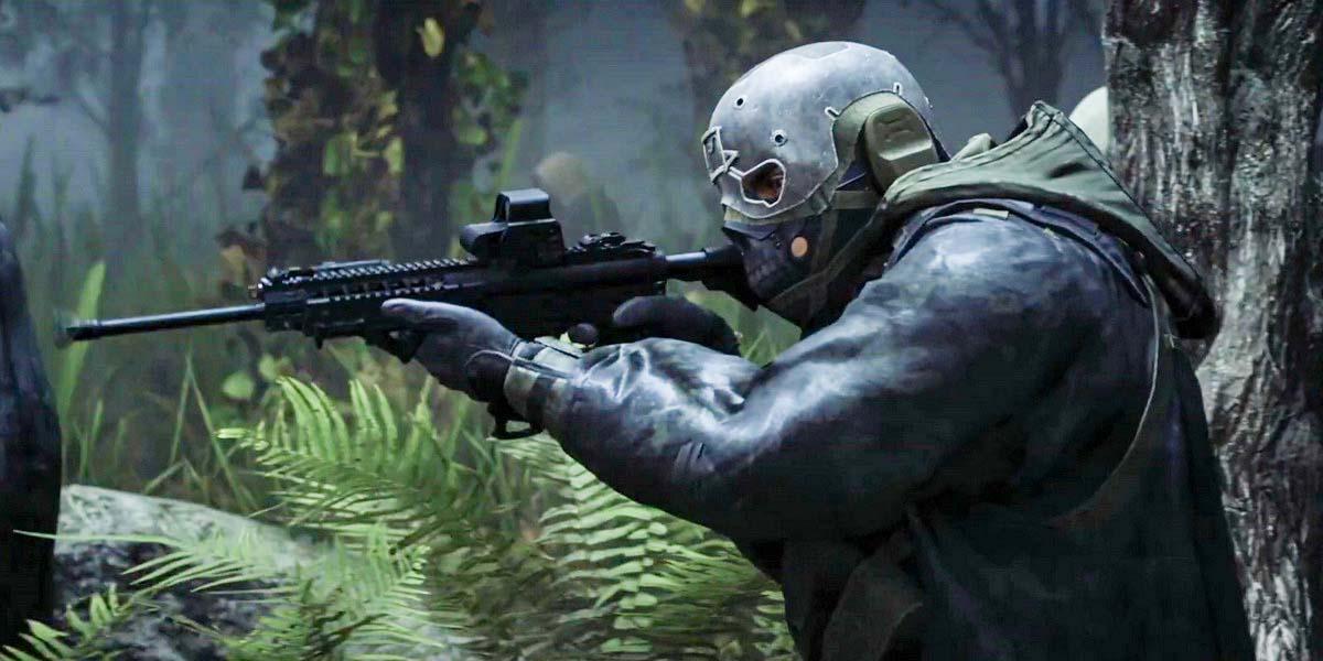 """Игра """"Ghost Recon: Breakpoint"""" (2019) - Русский трейлер (E3 2019) Постер"""