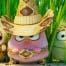 """Мультфильм """"Angry Birds в кино 2"""" (2019) - Русский трейлер 3 Постер"""