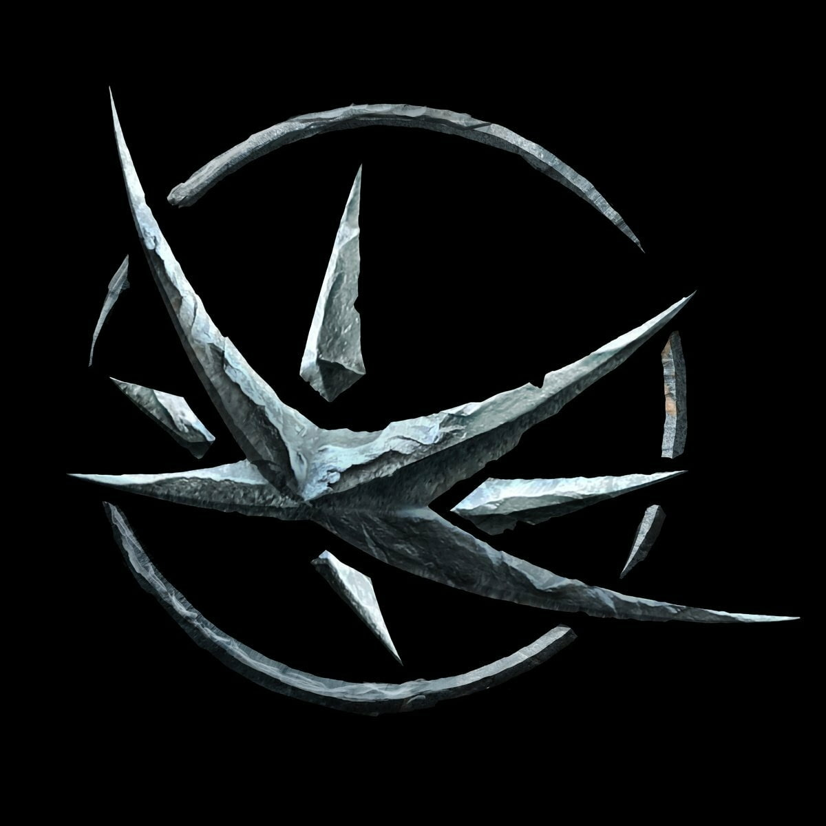 Сериал Ведьмак Лого