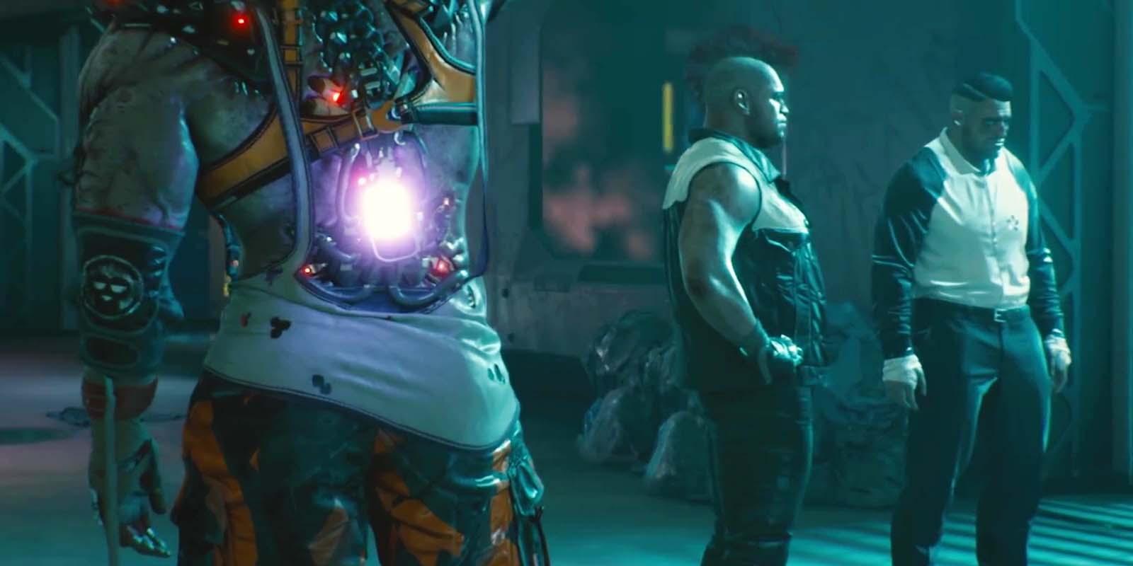 """Игра """"Cyberpunk 2077"""" (2020) – Русский геймплейный трейлер """"Полное погружение"""""""