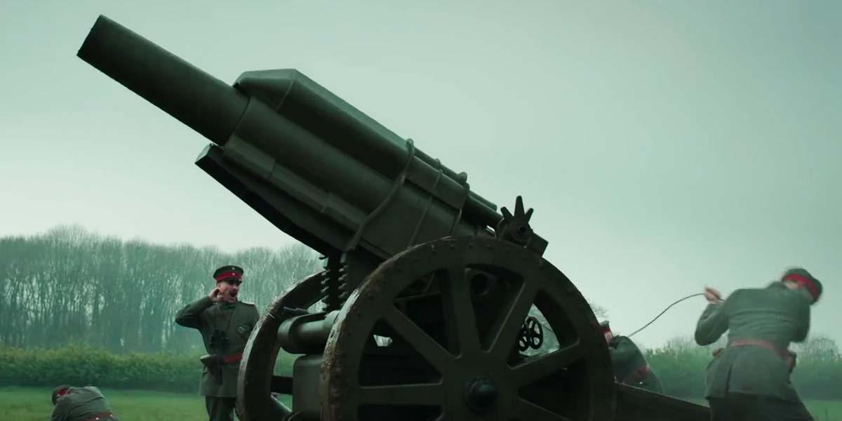 "Фильм ""King's man: Начало"" (2020) - Русский трейлер #2 Постер"