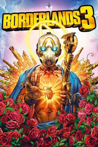 Borderlands 3 (2019) постер