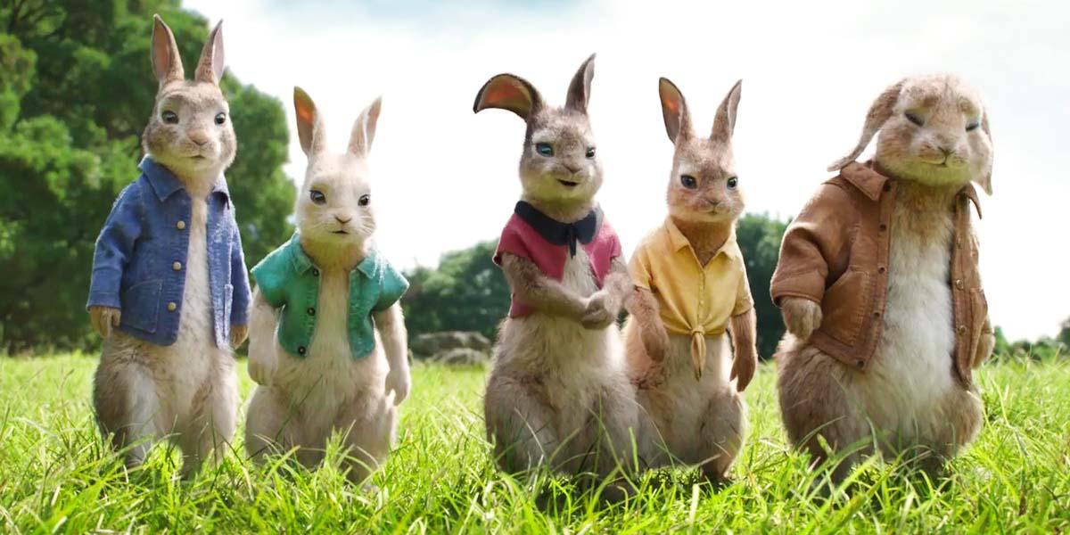 «Кролик Питер 2»