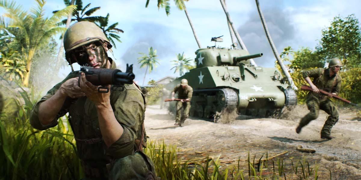 """Игра """"Battlefield 5"""" (2020) - Трейлер """"В джунглях"""" (4K)"""