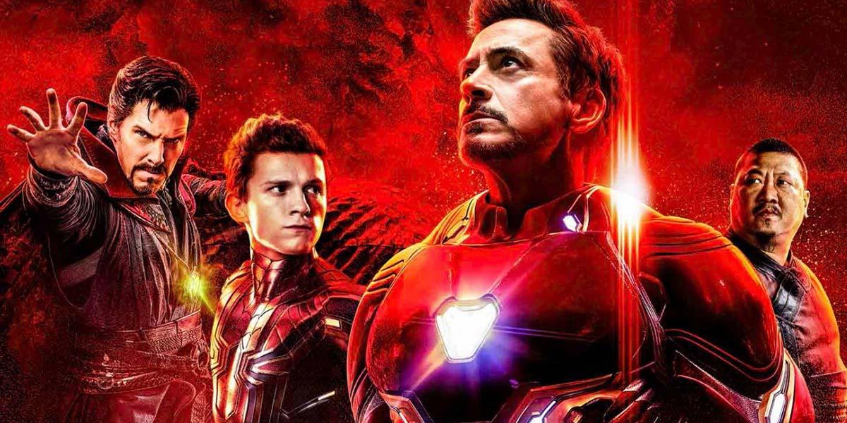 Мстители - Лучшие фильмы про супергероев 2018-2019