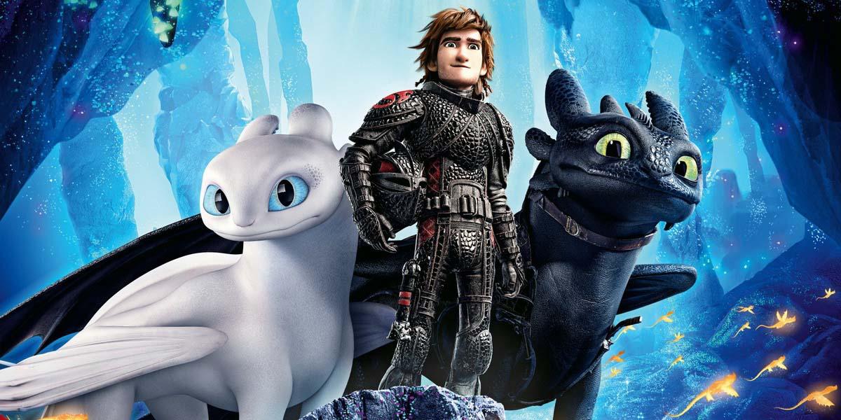 Как приручить дракона 3 - Лучшие мультфильмы 2018-2019