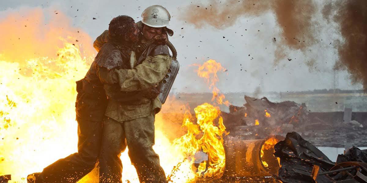 """Фильм """"Чернобыль. Бездна"""" (2020) Постер"""