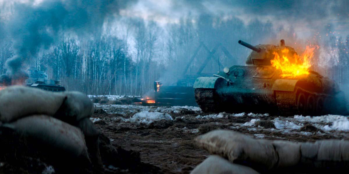 Лучшие новые военные фильмы 2020
