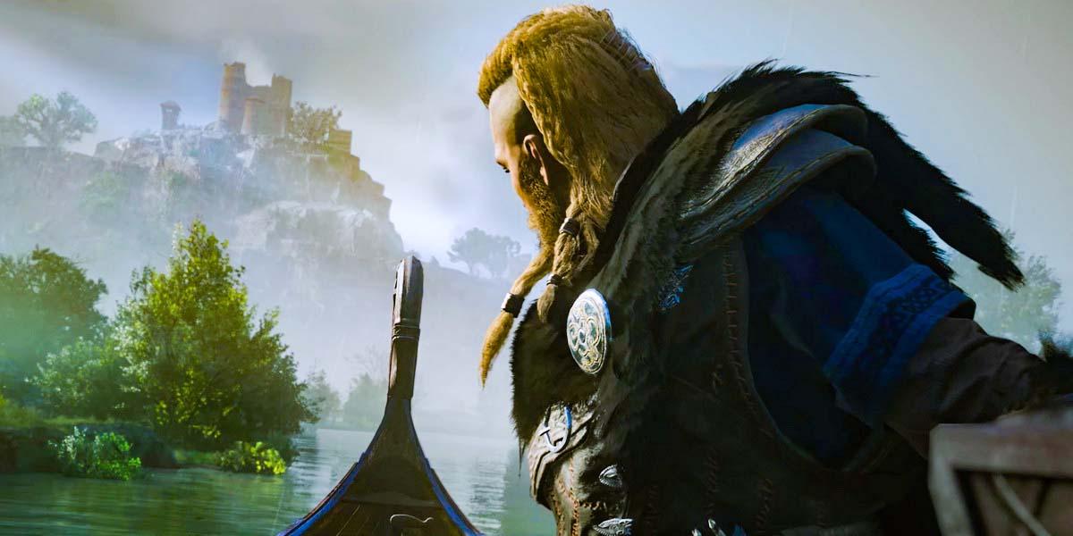 "Игра ""Assassin's Creed: Valhalla"" (2020)"