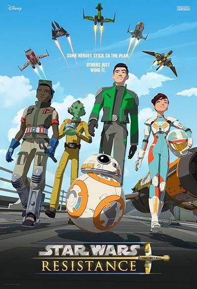 Звёздные войны: Сопротивление (2018) постер