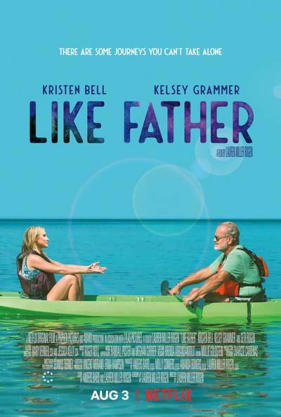 Как отец (2018) постер