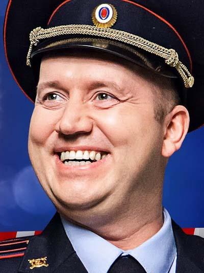 Полицейский с Рублёвки. Новогодний беспредел 2 (2019) постер