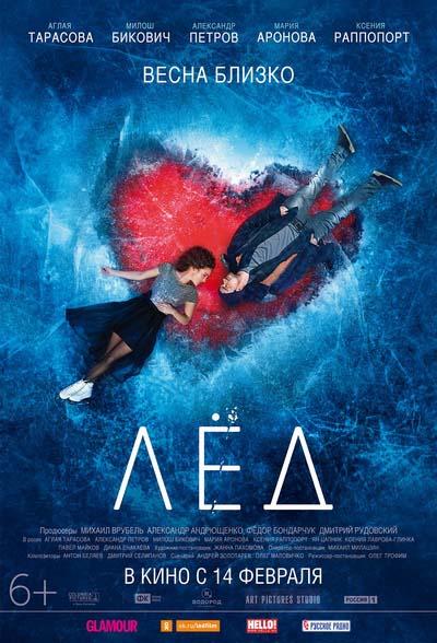 Лёд (2018) постер