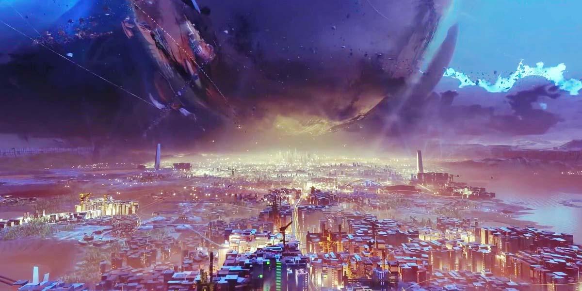 Игра «Destiny 2: Отвергнутые» (2018) — Русский релизный трейлер