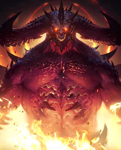 Diablo Immortal (2019) постер