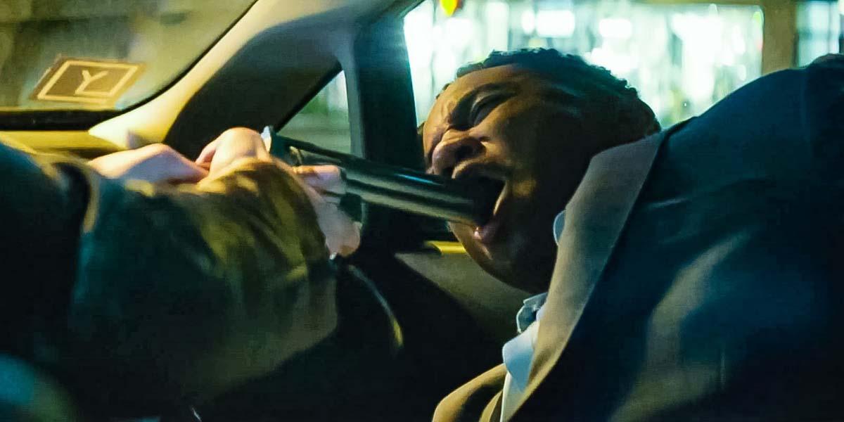 Фильм «Опасный пассажир» (2018)