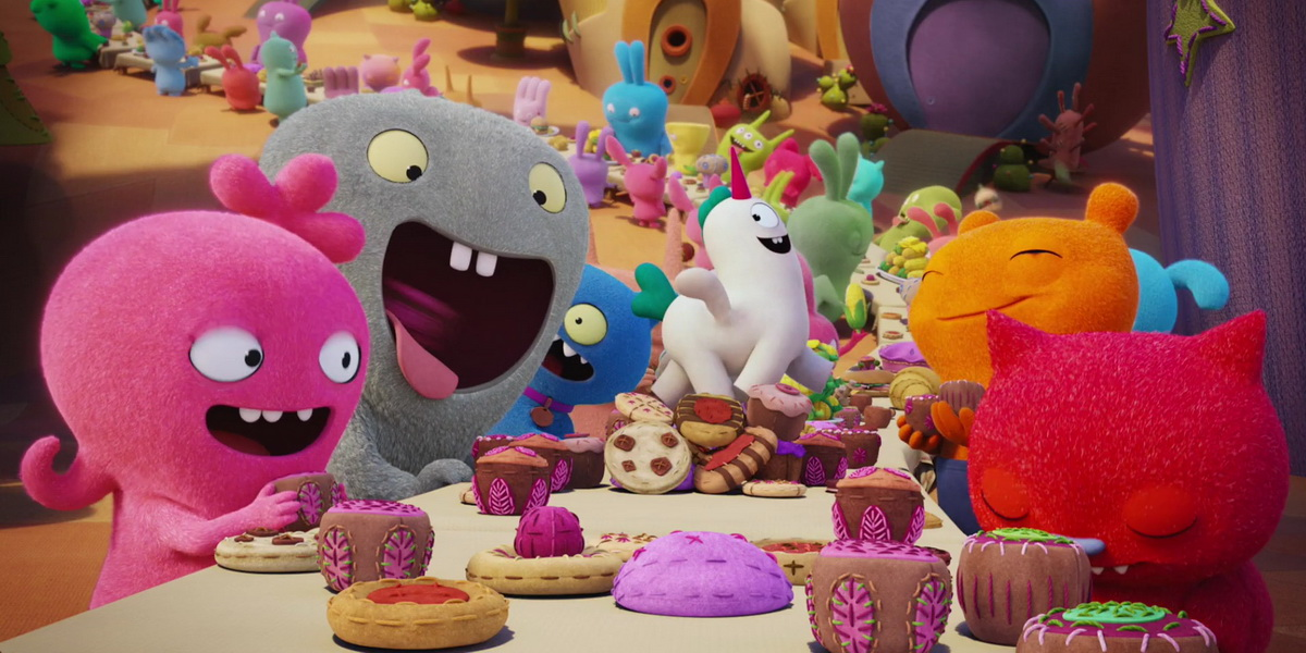 Мультфильм «UglyDolls. Куклы с характером» (2019)