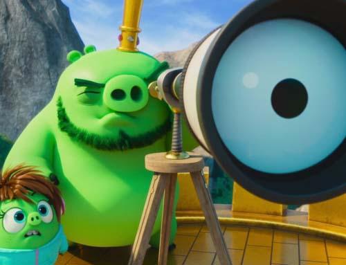 Мультфильм «Angry Birds в кино 2» (2019)