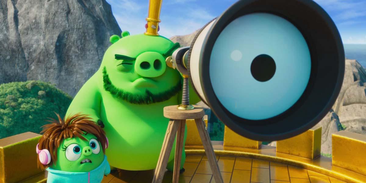 """Мультфильм """"Angry Birds в кино 2"""" (2019) Постер"""