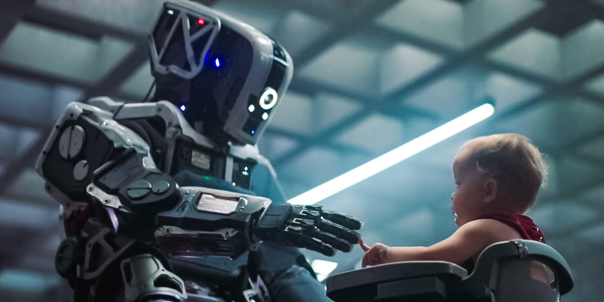Дитя робота (2019)