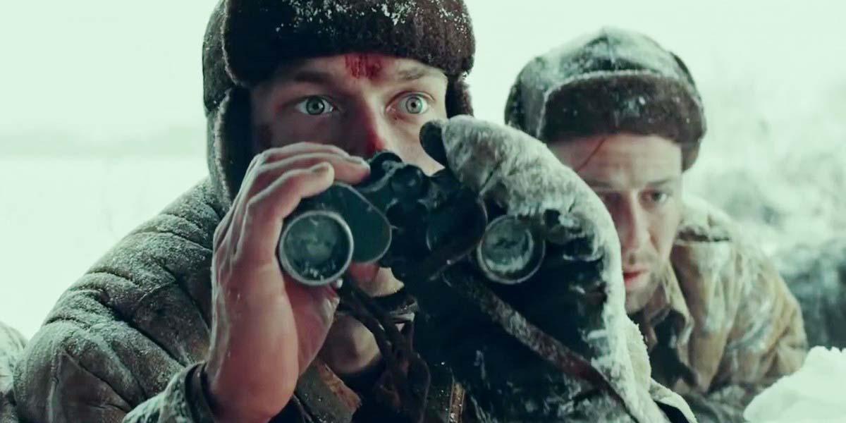 """Фильм """"Красный призрак"""" (2019)"""