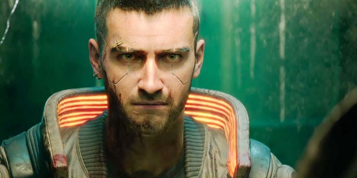 "Игра ""Cyberpunk 2077"" (2020) - Русский трейлер (E3 2019) Постер"