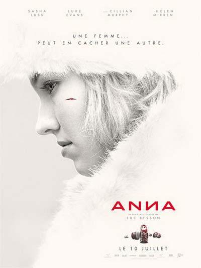 Анна (2019) постер