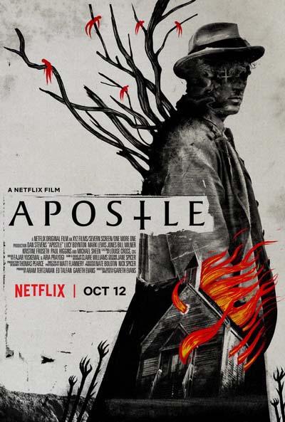 Апостол (2018) постер