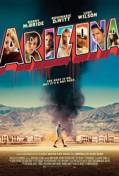 Аризона (2018) постер
