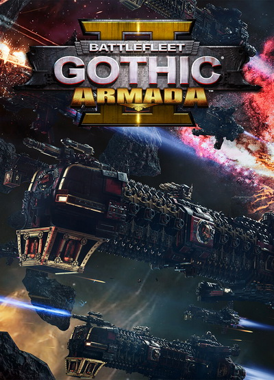 Battlefleet Gothic: Armada 2 (2019) постер