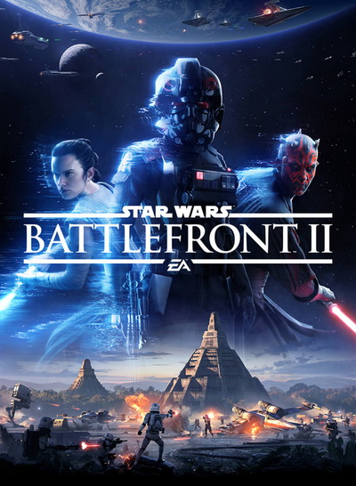 Star Wars Battlefront 2 (2017) постер