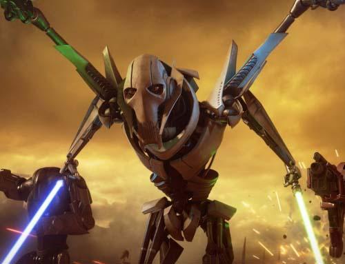 Игра «Star Wars Battlefront 2» — Русский трейлер «Битва на Джеонозисе» (2018)