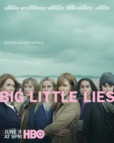 Большая маленькая ложь (2019) постер