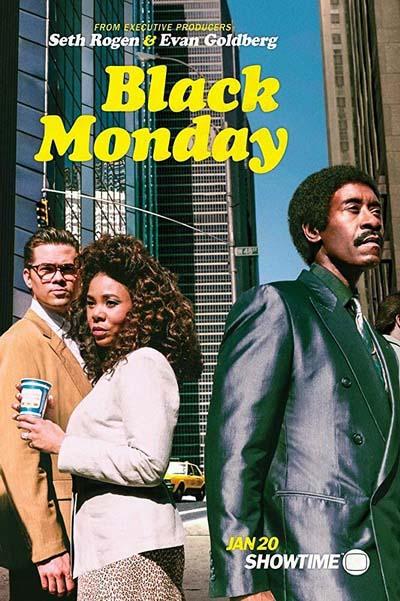 Чёрный понедельник (2019) постер