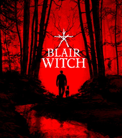 Blair Witch (2019) постер