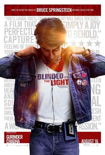 Ослепленный светом (2019) постер