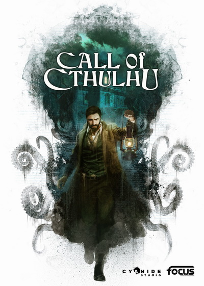 Call of Cthulhu (2018) постер