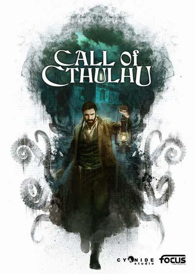 Call of Cthulhu (2018) постер