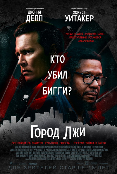 Город лжи (2019) постер