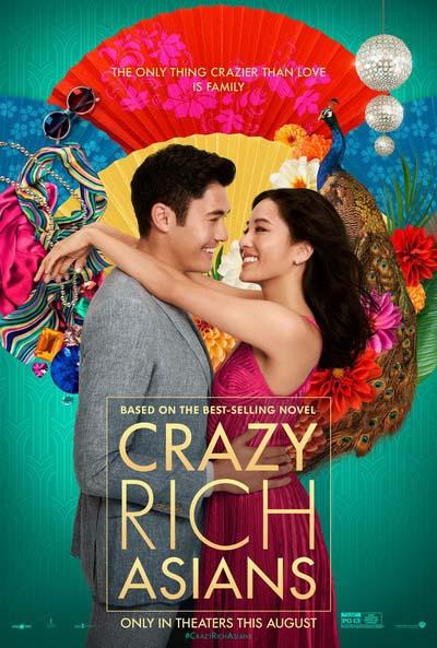 Безумно богатые азиаты (2018) постер