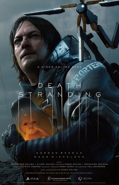 Death Stranding () постер