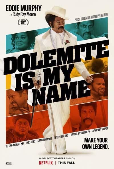 Меня зовут Долемайт (2019) постер