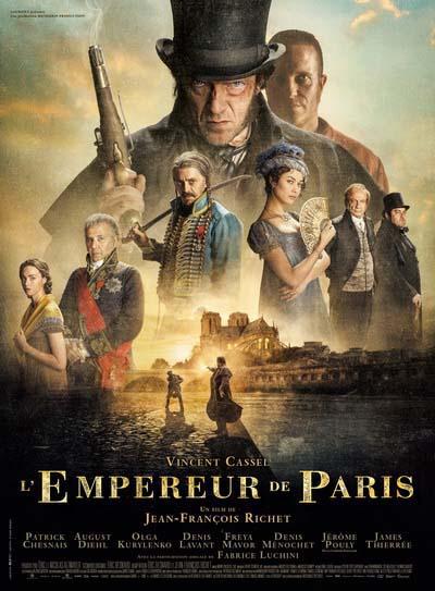Видок: Император Парижа (2019) постер