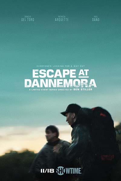 Побег из тюрьмы Даннемора (2018) постер