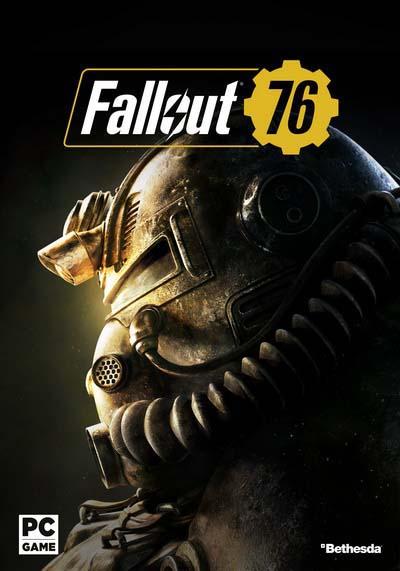 Fallout 76 (2018) постер