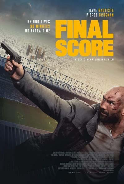 Окончательный счёт (2018) постер