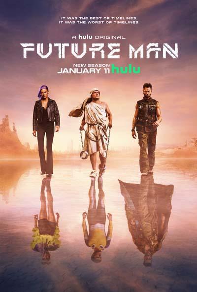 Человек будущего (2019) постер
