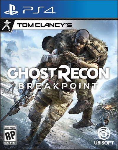 Ghost Recon: Breakpoint (2019) постер