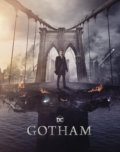 Готэм (2019) постер