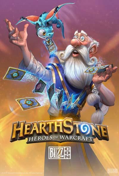 Hearthstone (2014) постер